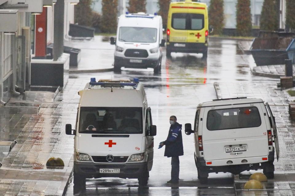 За последние сутки в России после выздоровления от коронавируса выписано 17 247 человек