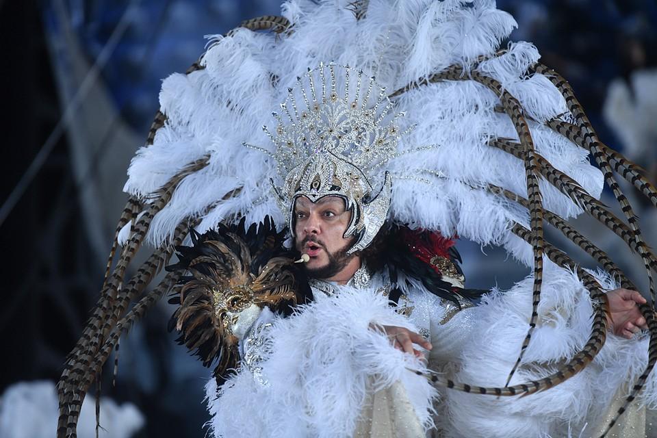 Выступление Филиппа Киркорова предлагают в новогоднюю ночь за 12,5 миллионов рублей