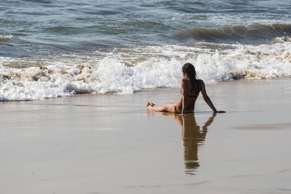 Пляжи Гоа манят желающих поменять свою жизнь со всех уголков планеты.