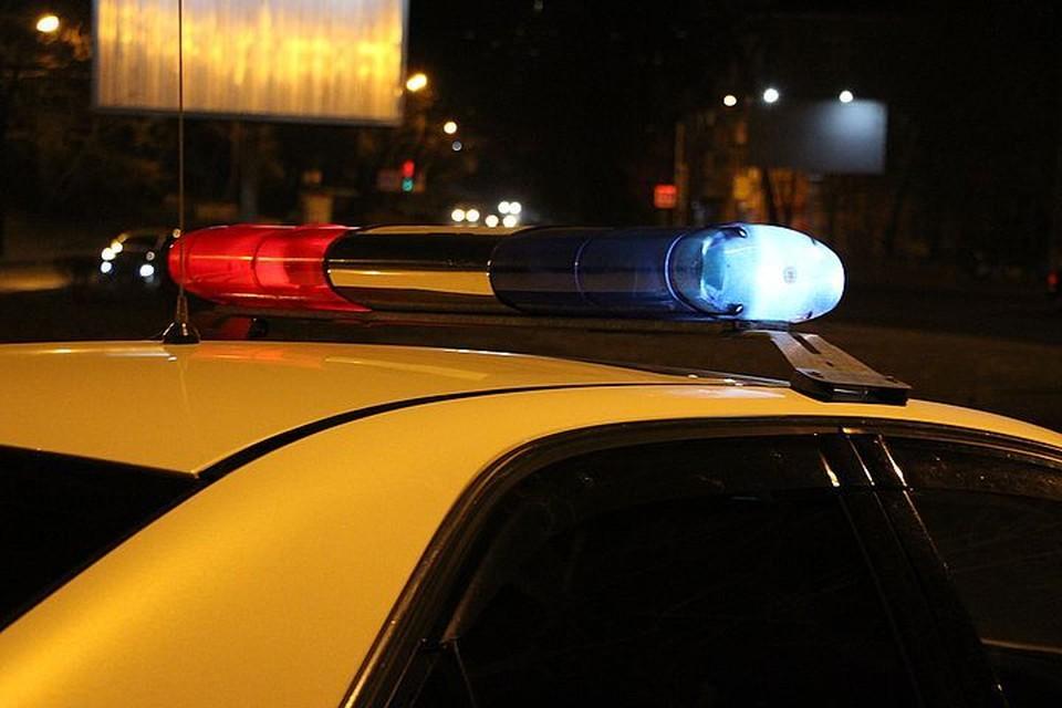 Мужчина попытался скрыться от полиции, но заехал в тупик