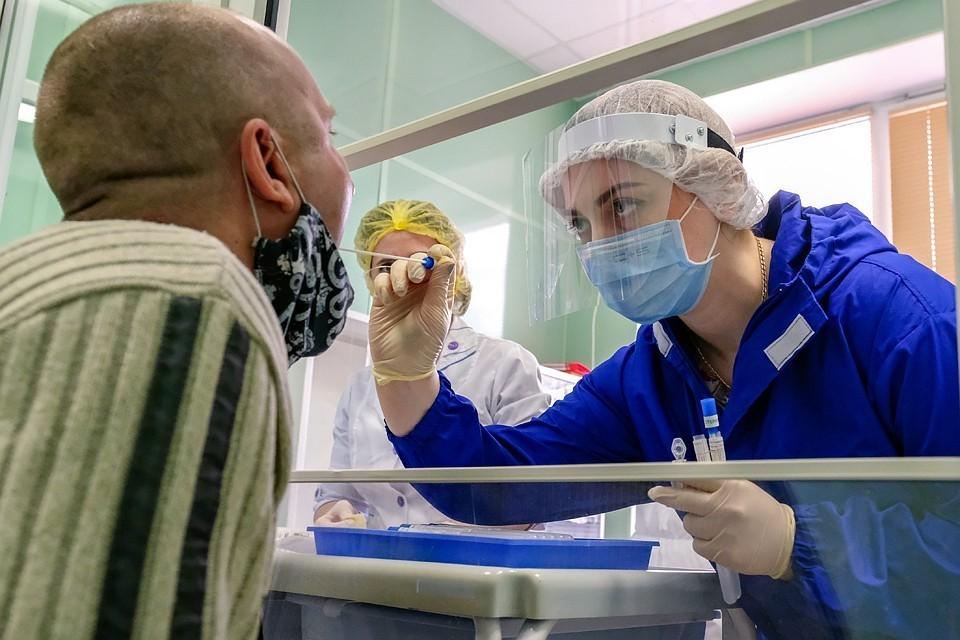 На Ставрополье продолжает расти число зараженных коронавирусом