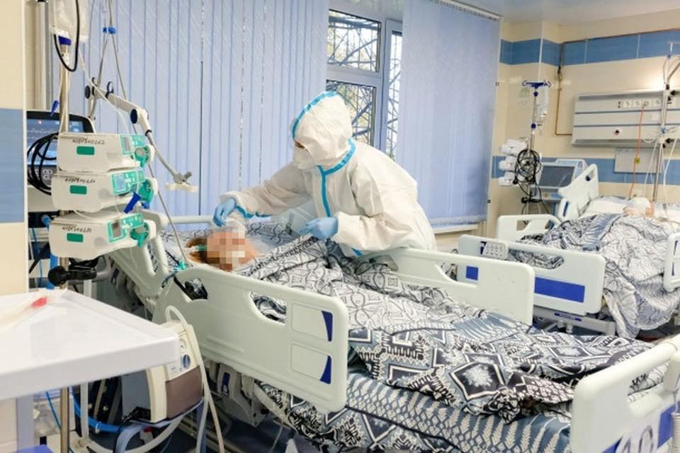 «Это не приговор!»: врачи уфимского ковид-госпиталя вернули к жизни пациентку со 100% поражением легких