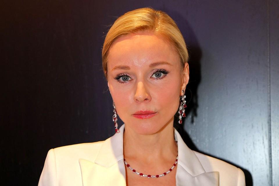 Вдова Олега Табакова актриса Марина Зудина
