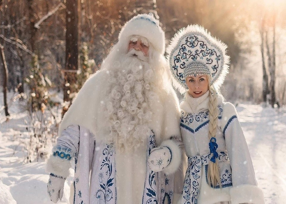 Письма Деду Морозу пишут не только дети, но и взрослые. Фото: архив Байкальского Деда Мороза