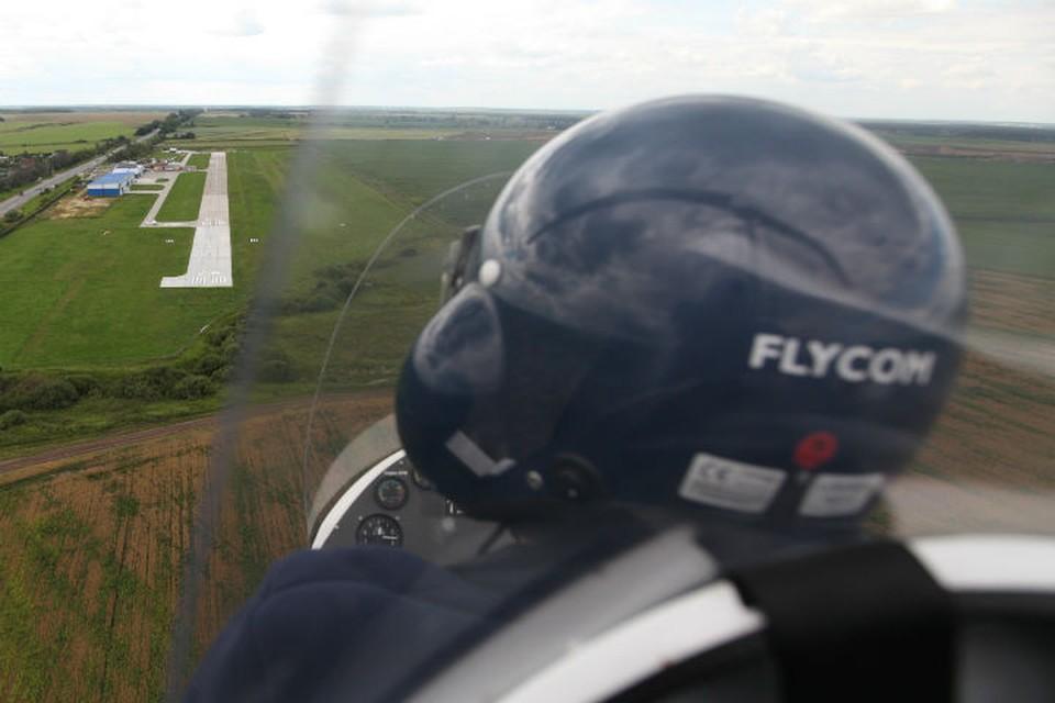 Самолет Cessna с поддельными регистрационными номерами нашли на аэродроме под Иркутском