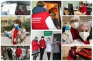 Дежурят ночами в больницах и помогают пожилым: пять волонтерских проектов всероссийской акции «Мы Вместе»