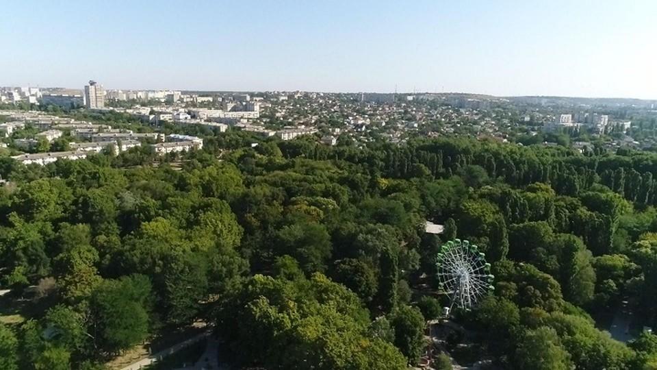 Что ждет Гагаринский парк Симферополя после реконструкции