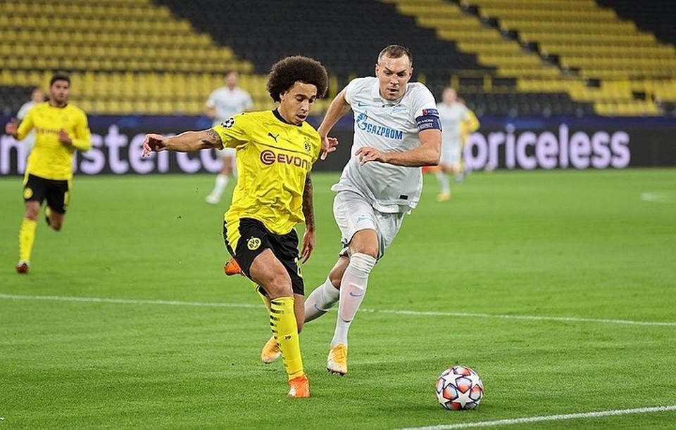 Зенит - Боруссия 8 декабря 2020: прямая онлайн-трансляция матча