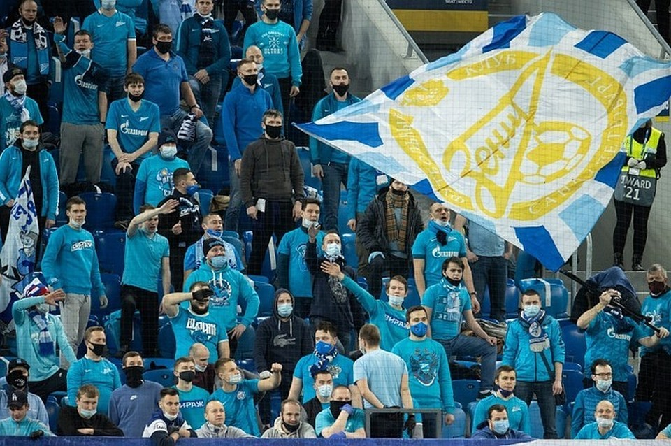 «Зенит» продолжает борьбу за лидерство в Российском чемпионате.