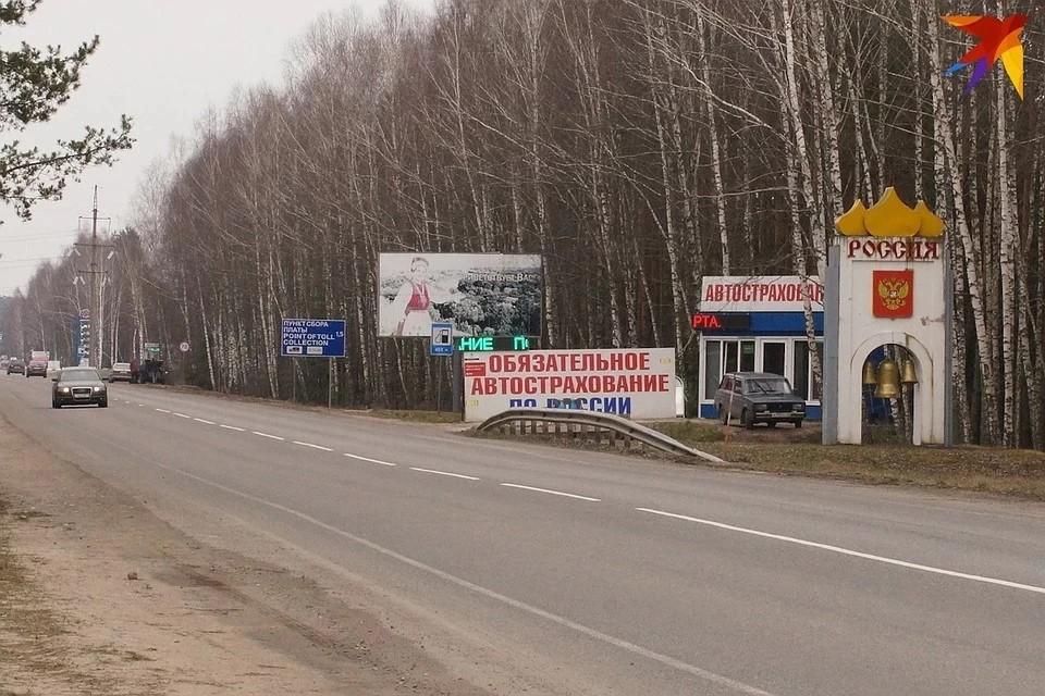 Перевозчики обещают нелегально доставить в Россию даже после закрытия границ