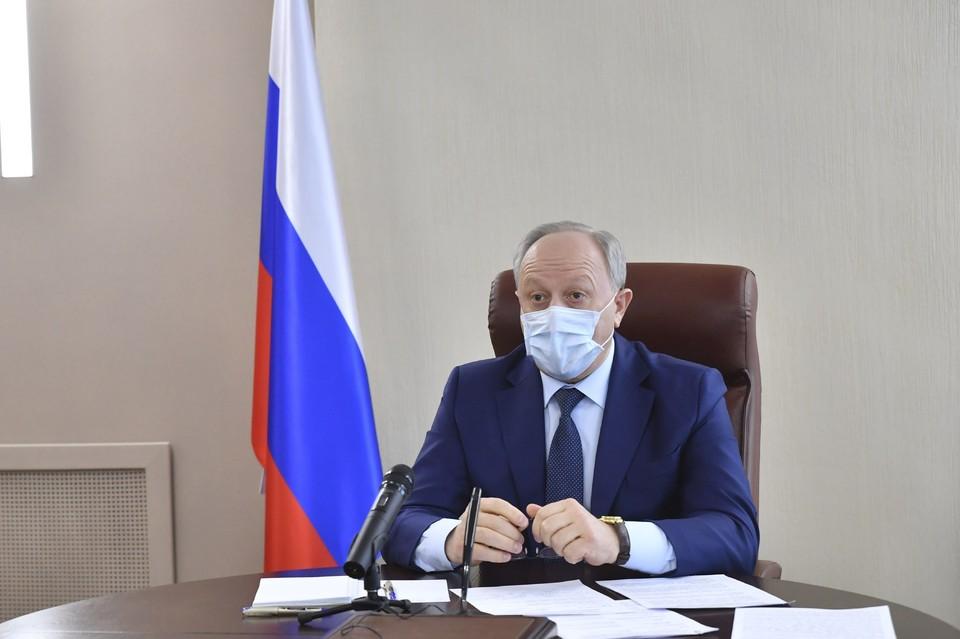 Валерий Радаев потребовал усилить контроль за турбазами и ресторанами
