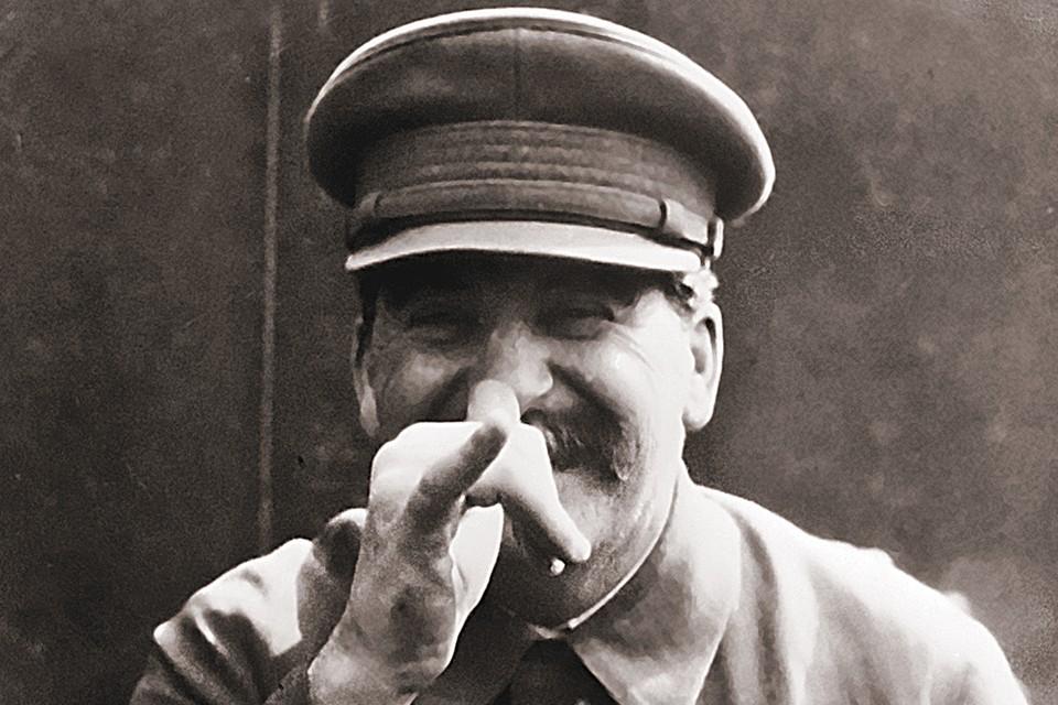 Еще неизвестно, кто над кем бы посмеялся - Иосиф Виссарионович над ковидом или наоборот.