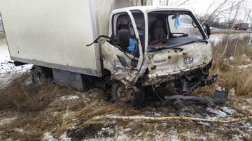 Под Орлом двое пострадали в ДТП с грузовиком и легковушкой