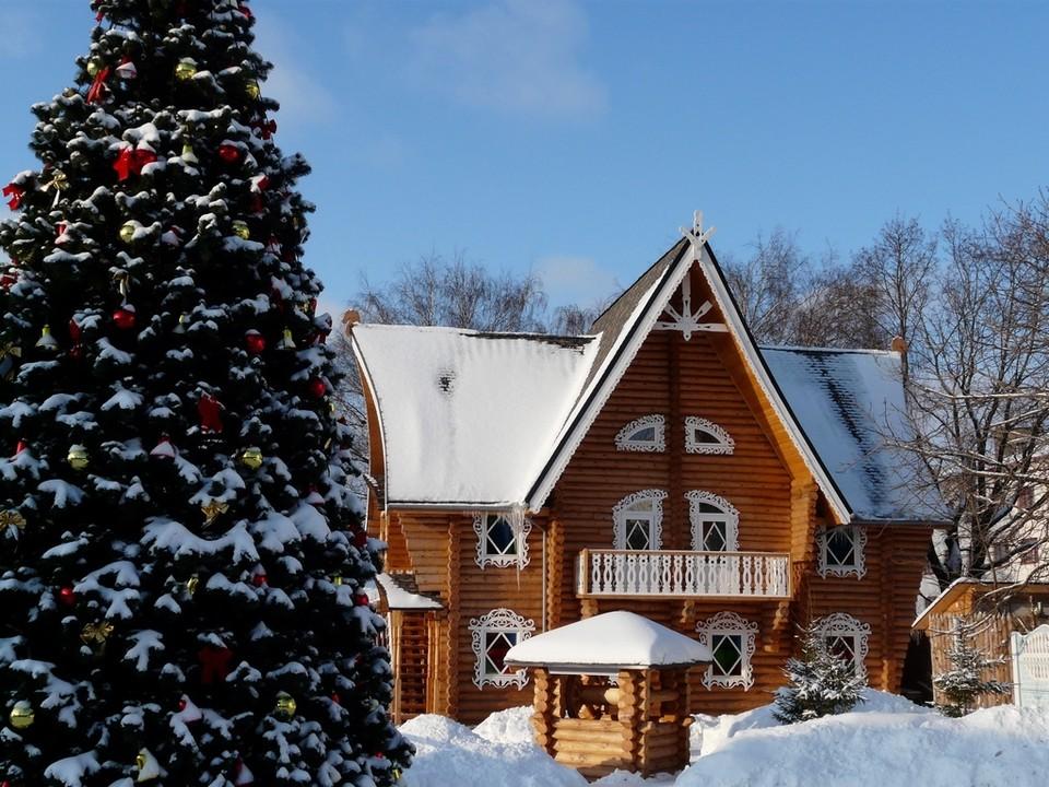 В тереме Снегурочки ждут гостей