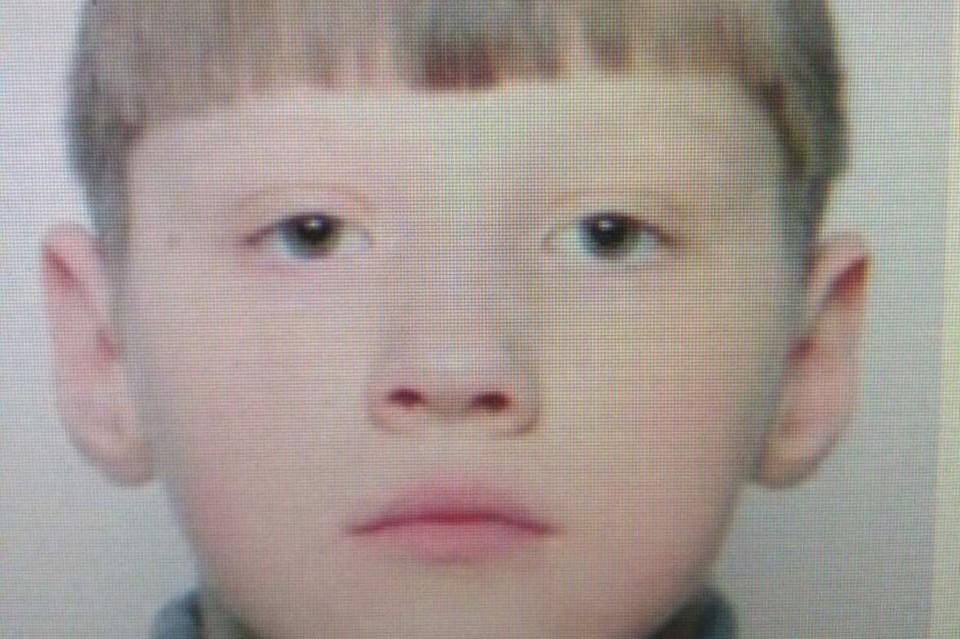 11-летнего Сергея ищут второй день. Фото: t.me/rozyskmvdby