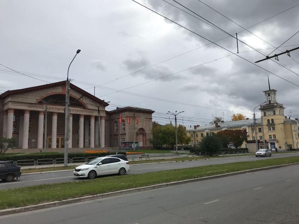 """Дворец """"Автомобилестроителей"""" открыли в 1965 году. Фото: сообщество """"Гражданский патруль""""/vk.com"""