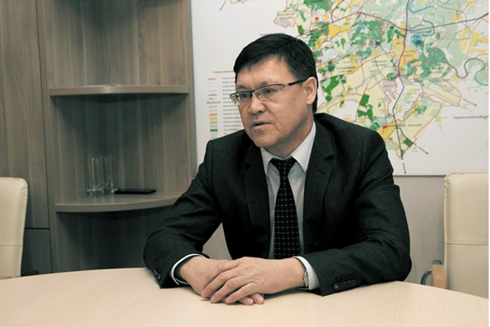 Главный врач ГКБ №21 Ринат Нагаев: «Наш дружный коллектив – главная ценность больницы»