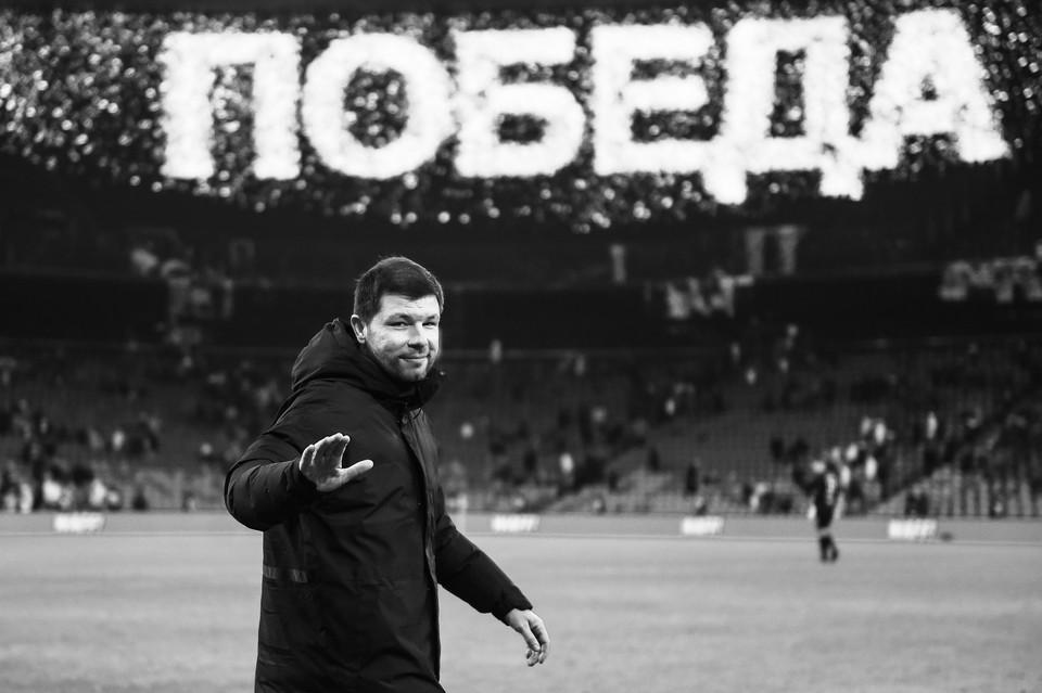 Мурад Мусаев Фото: пресс-служба ФК Краснодар