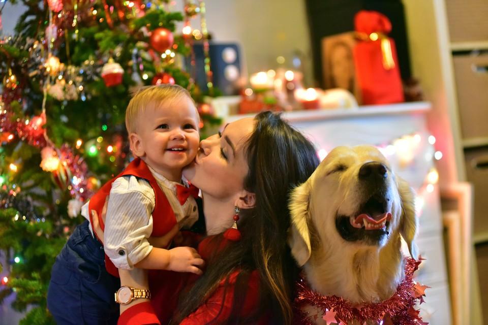 Гирлянда новогодних поздравлений: Читатели «Комсомолки» загадывают желания для себя и близких