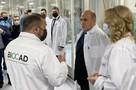 Михаил Мишустин: «Термоконтейнеры с вакциной проделают путь в тысячи километров»