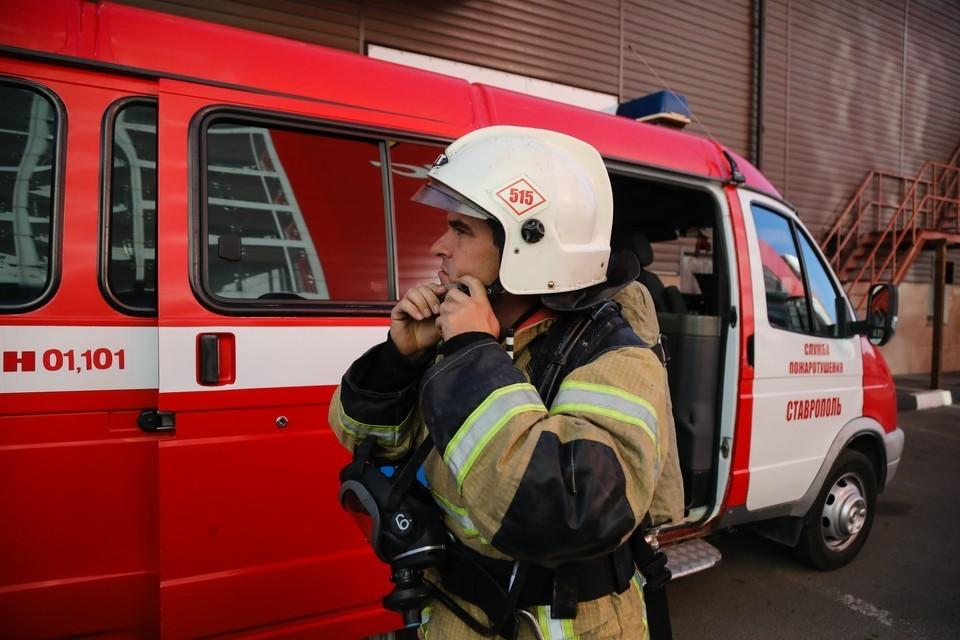 Предполагаемая причина пожара - нарушение правил монтажа электрооборудования.