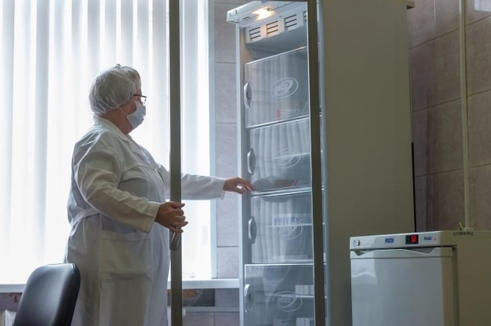 Голикова поставила прививку еще во время клинических исследований