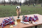 В Черняховске организовали футбольный турнир в честь погибшего в отделе полиции Ивана Вшивкова