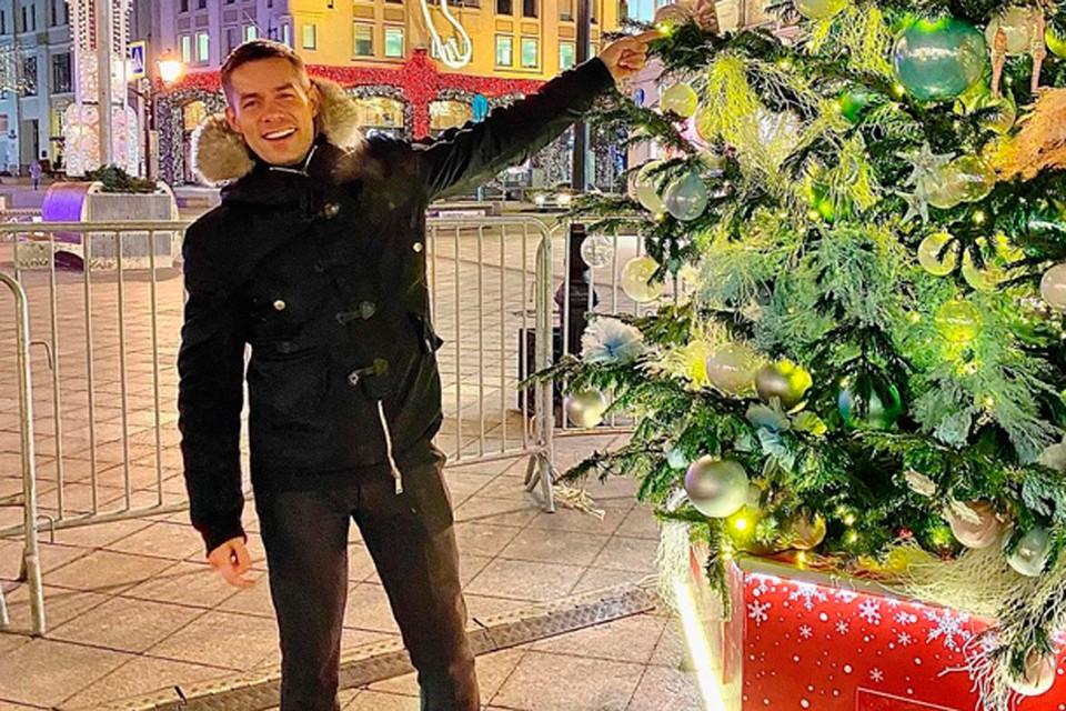 Шумным копаниям в праздничную ночь Стас Пьеха предпочитает отдых с близкими за городом.