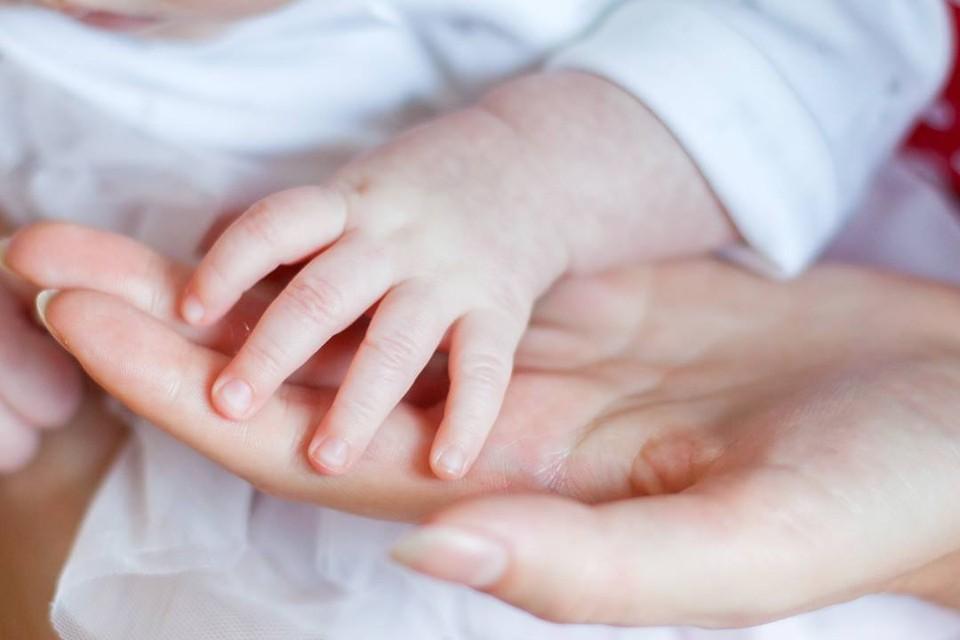 В Беларуси родился первый ребенок 2021 года!