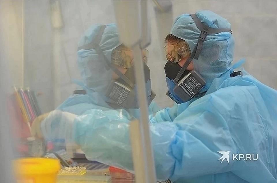 С начала пандемии в Крыму обнаружили 25 807 человек с коронавирусом
