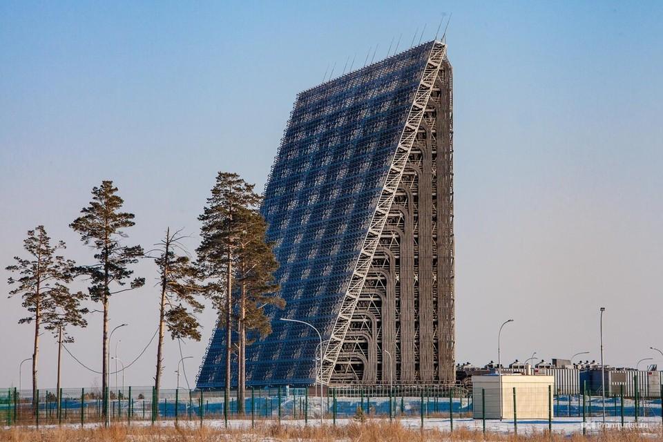 Вот так выглядит РЛС «Воронеж». Фото: yandex.ru