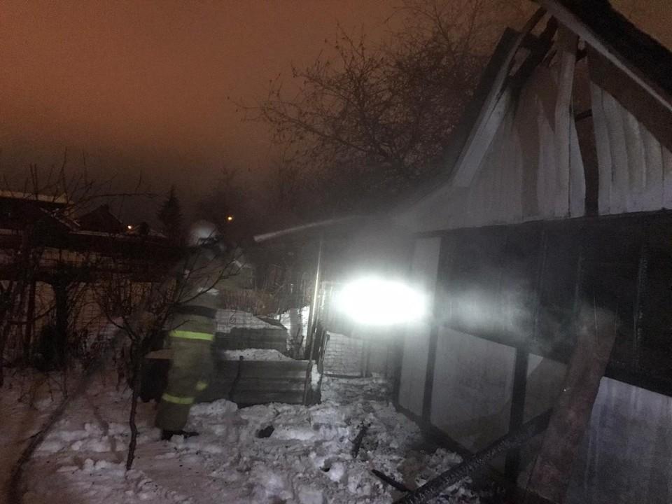 За три дня 2021 года в Орловской области произошло 11 пожаров. Фото: региональное ГУ МЧС России