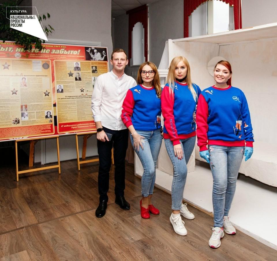 В 2021 году добровольцы в сфере культуры примут участие в мероприятиях, посвященных 800-летию Нижнего Новгорода