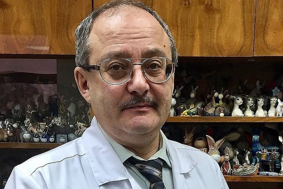 Доктор медицинских наук Олег Зайцев