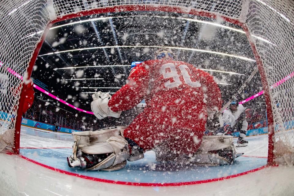 Сборная США вышла в финал МЧМ, Финляндия сыграет с Россией за третье место