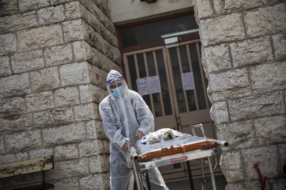 Умирающая от COVID-19 женщина отказалась от ИВЛ ради прощания с семьей