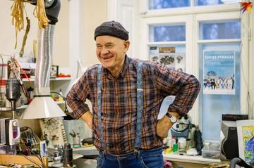 Уникальный художник-ювелир Николай Кузьмич: «Когда воссоздавал крест Ефросиньи Полоцкой – не думал о его ценности. Это как первая любовь»