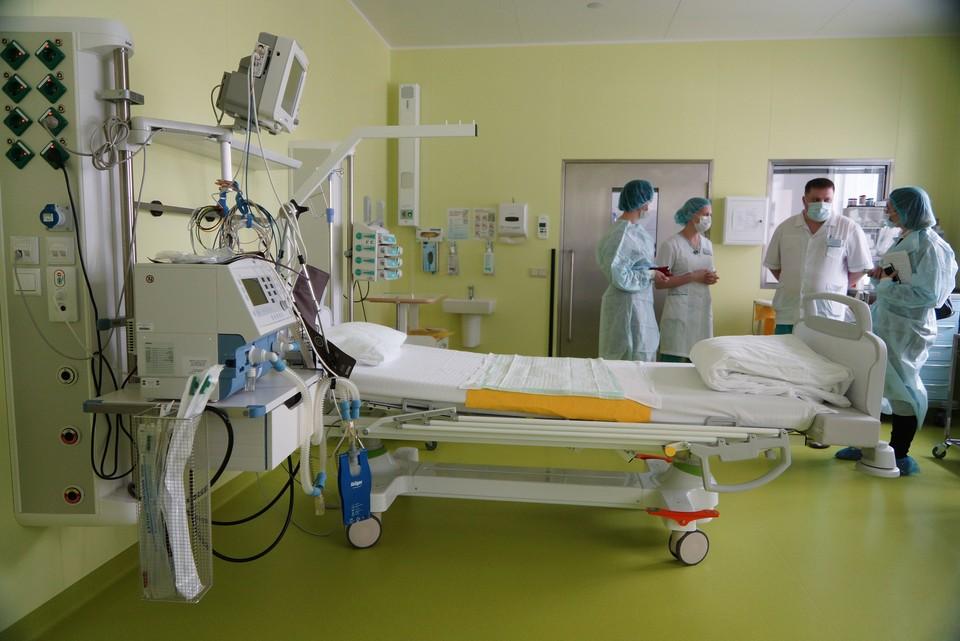 Количество выявленных случаев коронавируса приближается к 27 тысячам. Фото: Архив КП