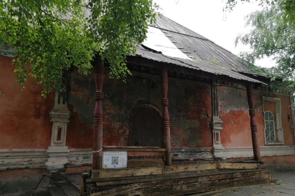 Окончание работ по реставрации памятника запланировали на 2024 год.