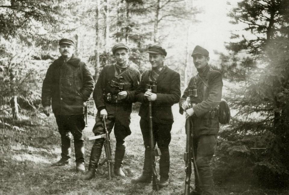 Терроризировавшие своих же сограждан «лесные братья» в современной Литве считаются борцами за свободу и национальными героями.