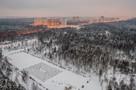 Кто создал лабиринт как из «Гарри Поттера» на границе Москвы и Подмосковья