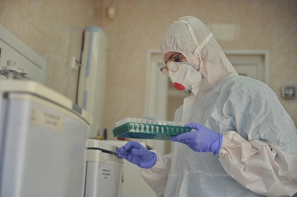 С 1 по 9 января в Татарстане было зарегистрировано 808 случаев заражения COVID-19.