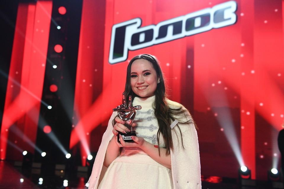 Далеко не все верили в победу 17-летней Яны Габбасовой в «Голосе». Фото: Максим ЛИ
