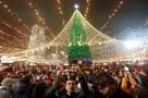 Записки киевлянки: Дворы в Киеве отметили Новый год салютом по московскому времени. В знак протеста