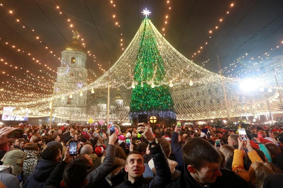 Сразу после праздников в Киеве ввели полный локдаун