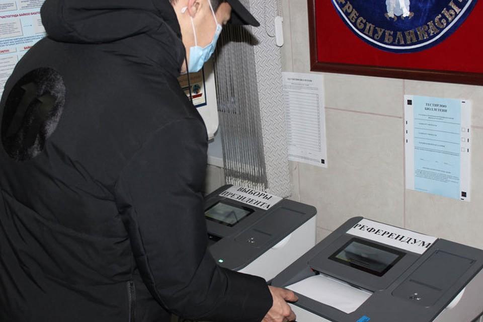Реализовать свое избирательное право за рубежом могут 49 479 кыргызстанцев.