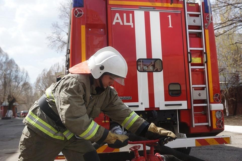 Пожарные прибыли быстро и спасли жителей многоэтажки