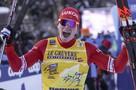 Большая победа Большунова: Российский лыжник второй год подряд выиграл гонку «Тур де Ски»