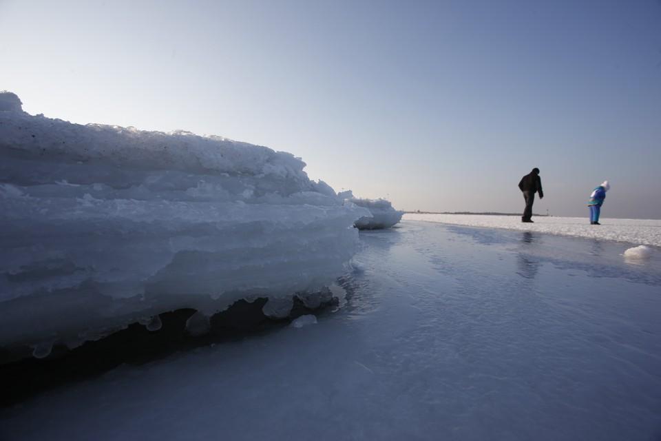 Арктическое вторжение ожидается через несколько дней.