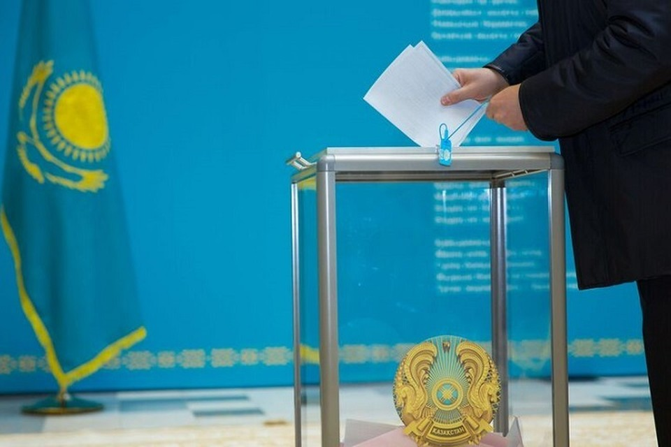 Три политические партии проходят в Мажилис.
